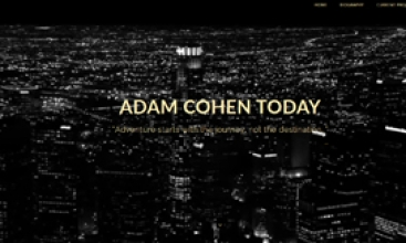 ADAM COHEN TODAY